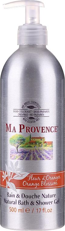 Żel pod prysznic Pomarańcza - Ma Provence Bath & Shower Gel Orange — фото N1