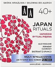 Kup Aktywny bio-krem do twarzy na noc Multiwygładzenie - AA Japan Rituals 40+