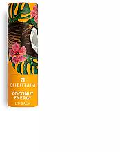 Balsam do ust Kokos - Orientana — фото N1