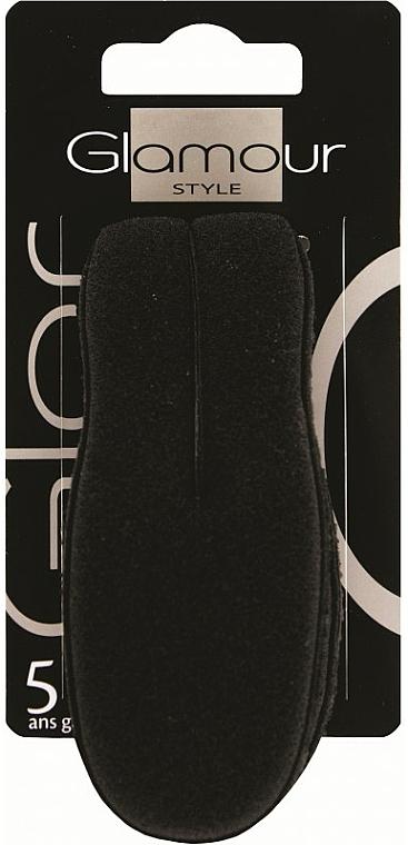 Spinka do włosów, czarna - Glamour
