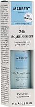 Kup Nawilżający żel-krem pod oczy - Marbert 24h AquaBooster Eye Cream-Gel