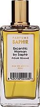 Kup Saphir Parfums Excentric Woman - Woda perfumowana