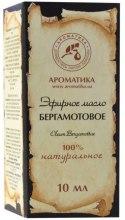 Kup 100% naturalny olejek eteryczny Bergamotka - Aromatika