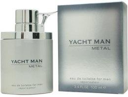 Kup Myrurgia Yacht Man Metal - Woda toaletowa