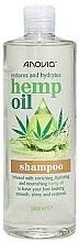 Kup Szampon z olejem konopnym - Anovia Hemp Oil Shampoo Restores and Hydrates
