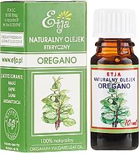 Kup Naturalny olejek oregano - Etja Natural Origanum Vulgare Leaf Oil