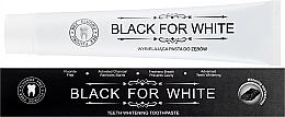 Kup Pasta do zębów z węglem aktywnym - Biomika Black For White Teeth Paste