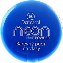 Kup Koloryzujący puder do włosów - Dermacol Neon Hair Powder
