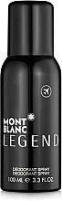 Kup Montblanc Legend - Perfumowany dezodorant w sprayu