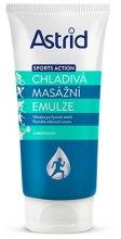 Kup Chłodząca emulsja do masażu - Astrid Sports Action Cooling Massage Cream