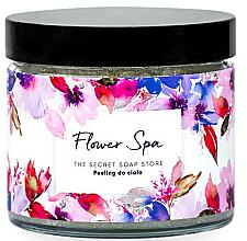 Kup PRZECENA! Cukrowy peeling ciała - The Secret Soap Store Flower SPA *