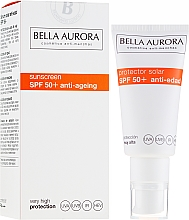 Przeciwsłoneczny krem do opalania SPF 50+ - Bella Aurora Solar Protector Anti-Age — фото N1