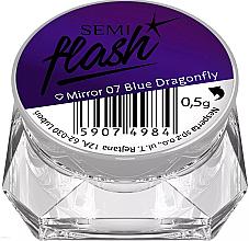 Kup Pyłek do paznokci z efektem lustra - Semilac SemiFlash Mirror