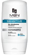 Kup Chłodzący żel po goleniu do skóry bardzo wrażliwej - AA Men Sensitive