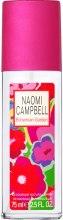 Kup Naomi Campbell Bohemian Garden - Perfumowany dezodorant w atomizerze