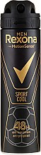 Antyperspirant w sprayu dla mężczyzn - Rexona Men MotionSense Sport Cool Anti-perspirant — фото N1