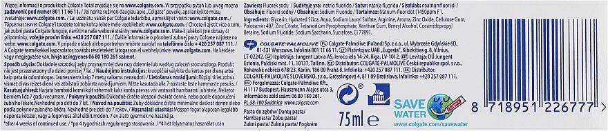 Pasta do zębów - Colgate Total Interdental Clean — фото N2