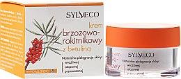 Kup Hipoalergiczny krem brzozowo-rokitnikowy z betuliną - Sylveco
