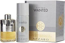 Kup Azzaro Wanted - Zestaw (edt 100 ml + deo 150 ml)