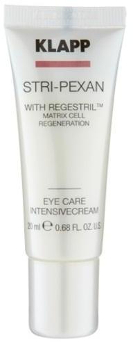 Intensywny krem do okolic oczu - Klapp Stri-PeXan Intensive Eye Care Cream — фото N1