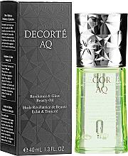 Kup Olejek do twarzy - Cosme Decorte AQ Botanical Pure Oil
