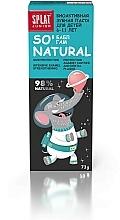 Bioaktywna naturalna pasta do zębów dla dzieci 6-11 lat Guma balonowa - SPLAT Junior Bubble Gum — фото N3