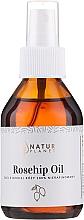 Kup Nierafinowanay olej z nasion dziekiej róży - Natur Planet Rosehip Oil 100%