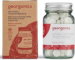 Kup Naturalne tabletki do płukania jamy ustnej Eukaliptus - Georganics Toothtablets Eucalyptus