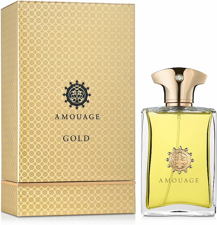 Amouage Gold Pour Homme - Woda perfumowana — фото N2