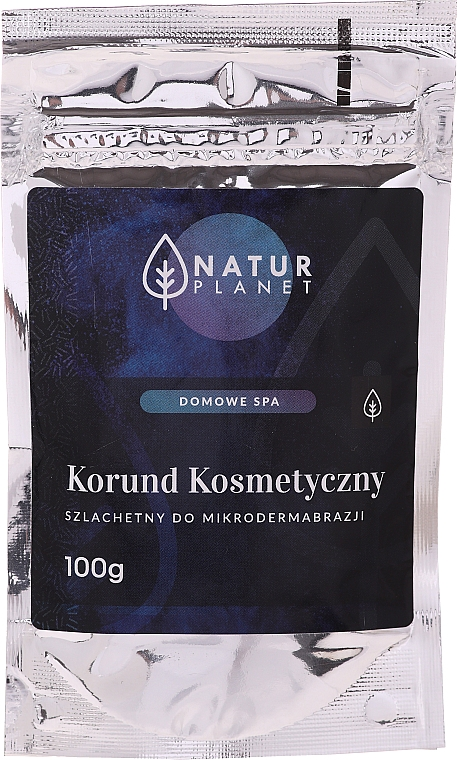 Korund kosmetyczny - Natur Planet Microdermabrasion Corundum Peeling Spa
