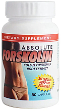 Kup PRZECENA! Forskolina w kapsułkach - Absolute Nutrition Absolute Forskolin Capsules *