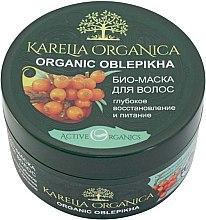 Kup Biomaska do włosów Glęboka regeneracja i odżywienie Organiczny rokitnik - Fratti HB Karelia Organica