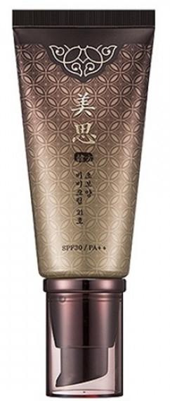 Przeciwzmarszczkowy krem BB SPF 30 PA++ - Missha Cho Bo Yang BB Cream