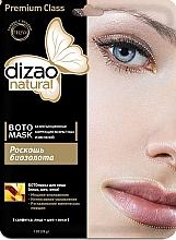 Kup Maska z botoksu na twarz, szyję i powieki Luksus biozłota - Dizao