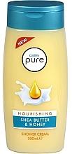 Kup Kojący żel pod prysznic Aloes - Cussons Pure Shower Cream Nourishing Shea Butter & Honey