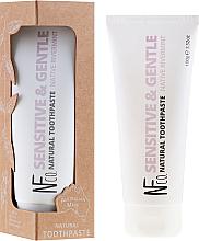 Kup PRZECENA! Naturalna pasta do wrażliwych zębów - The Natural Family Co Sensitive Natural Toothpaste *