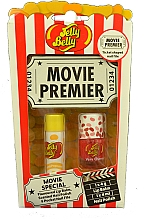 Kup Zestaw - Jelly Belly Movie Mix Pack (lip/balm/4g+nail/polish/4ml+nail/file)