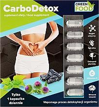 Kup Suplement diety wspomagający proces detoksykacji organizmu - Noble Health Slim Line Carbodetox