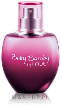 betty barclay in love