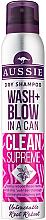 Kup Suchy szampon - Aussie Dry Shampoo Wash + Blow in a Can Clean Supreme