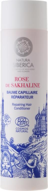 Naprawcza odżywka do włosów - Natura Siberica Mon Amour Repairing Conditioner — фото N2