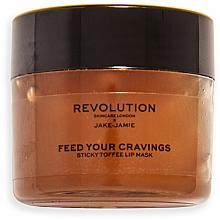 Kup Maska do ust - Revolution Skincare X Jake Jamie Sticky Toffee Pudding Lip Mask
