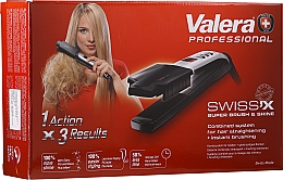 Kup Prostownica do włosów - Valera Swiss'x Super Brush & Shine