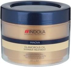 Kup Maska nabłyszczająca włosy - Indola Innova Glamorous Oil Shimmer Treatment