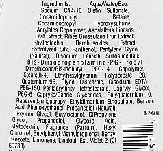 Szampon neutralizujący żółtawe odcienie - BioSilk Color Therapy Cool Blonde Shampoo — фото N3