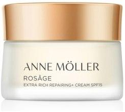 Kup Bogaty krem naprawczy do twarzy SPF 15 - Anne Moller Rosage Extra Rich Repairing + Cream