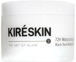 Kup Nawilżająca maska do twarzy na noc Czarna herbata i arbuz - Kire Skin 72H Moisturizing Night Mask Black Tea & Watermelon