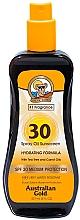 Kup Przeciwsłoneczny spray nawilżający SPF 30 - Australian Gold Spray Oil Hydrating Formula SPF30