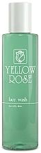 Kup Żel oczyszczający do twarzy z propolisem - Yellow Rose Face Wash For Oily Skin