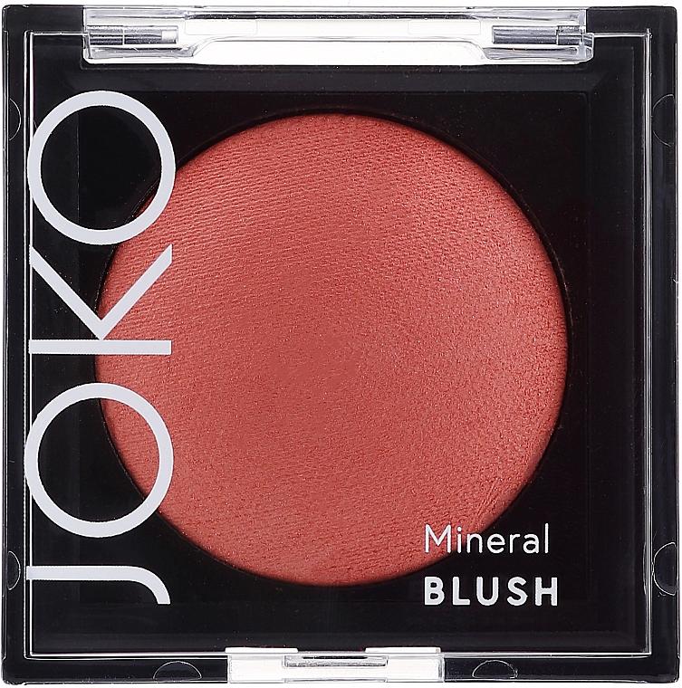 Mineralny róż do policzków - Joko Mineral Blush